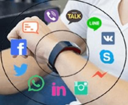 Las mejores pulseras de actividad Smartband